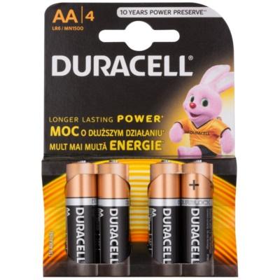 AA tužková baterie 4 ks