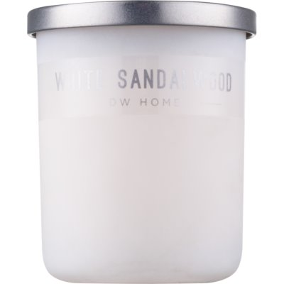 DW Home White Sandalwood ароматизована свічка