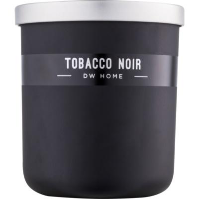 DW Home Tobacco Noir illatos gyertya