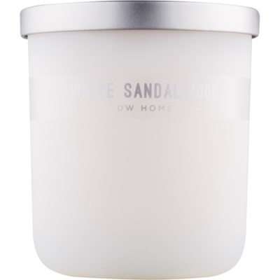 DW Home White Sandalwood Geurkaars