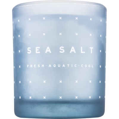DW Home Sea Salt vela perfumado