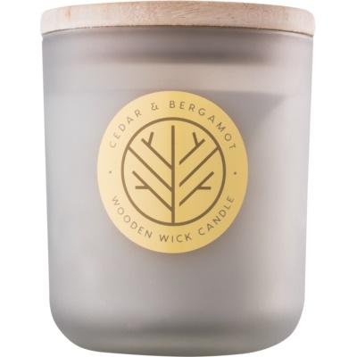 DW Home Cedar & Bergamont ароматизована свічка