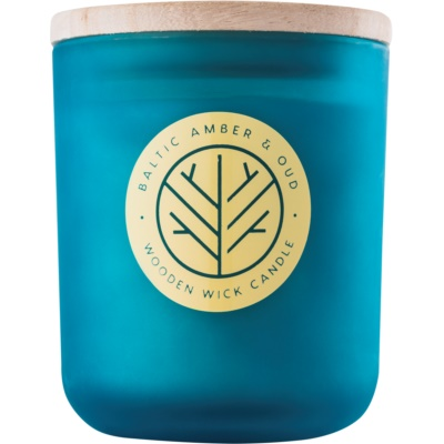 DW Home Baltic Amber & Oud ароматизована свічка