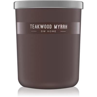 DW Home Teakwood Myrrh dišeča sveča