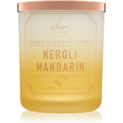 DW Home Neroli Mandarin Scented Candle