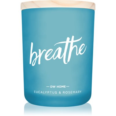 DW Home Breathe Scented Candle