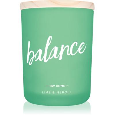 DW Home Balance świeczka zapachowa