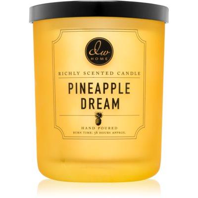 DW Home Pineapple Dream Geurkaars 425,53 gr