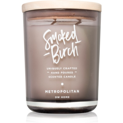 DW Home Smoked Birch Scented Candle