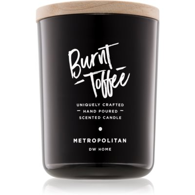 DW Home Burnt Toffee scented candle