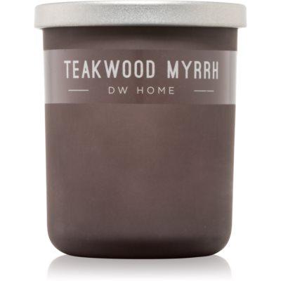 DW Home Teakwood Myrrh ароматизована свічка  107,73 гр