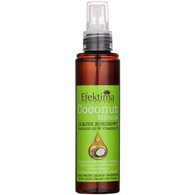 regenerierendes Öl für Gesicht, Körper und Haare