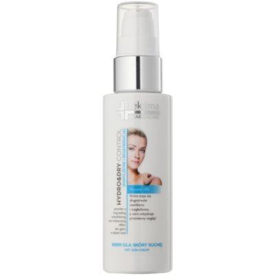 regenerierende Creme für trockene Haut mit feuchtigkeitsspendender Wirkung