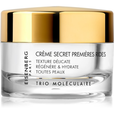 Regenerating and Moisturizing Cream Against The First Signs of Skin Aging