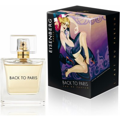 Eisenberg Back to Paris eau de parfum nőknek