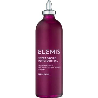 óleo hidratante  para corpo e cabelo