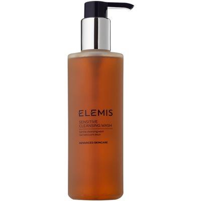 gel limpiador suave para pieles sensibles y secas