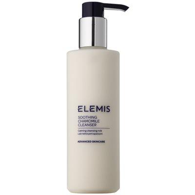 leche limpiadora calmante para pieles sensibles