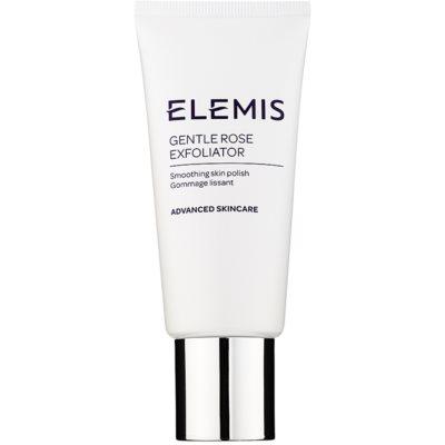 exfoliante suave para todos os tipos de pele