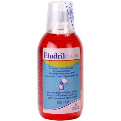 Elgydium Eludril Clasic elixir bocal