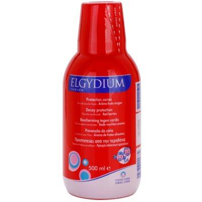 Elgydium Junior рідина для полоскання  рота для дітей