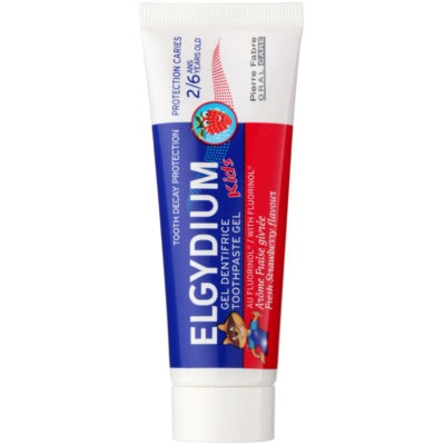 Elgydium Kids dentífrico para crianças