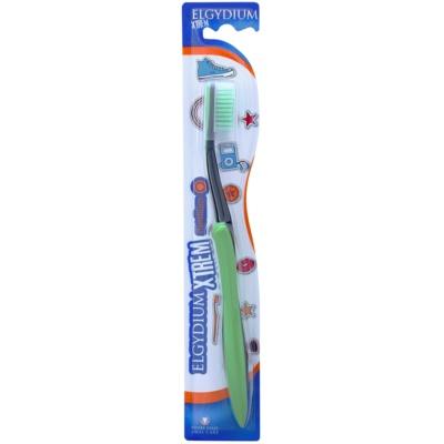 зубна щітка середньої жорсткості