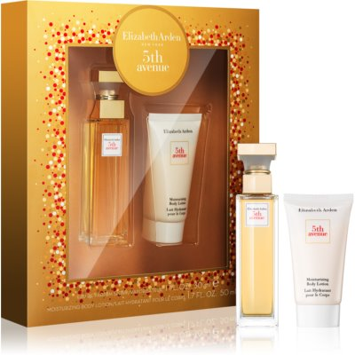 Elizabeth Arden 5th Avenue dárková sada II. (pro ženy) parfémovaná voda 30 ml + tělové mléko 50 ml