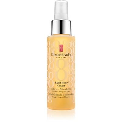 huile hydratante visage, corps et cheveux