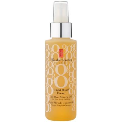 hydratačný olej na tvár, telo a vlasy