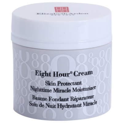 Elizabeth Arden Eight Hour Cream Nightime Miracle Moisturizer crème de nuit hydratante