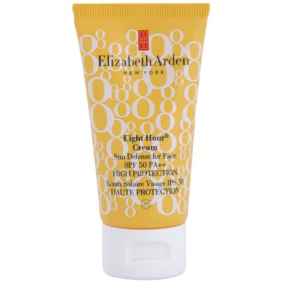 Elizabeth Arden Eight Hour Cream crema solar facila SPF 50