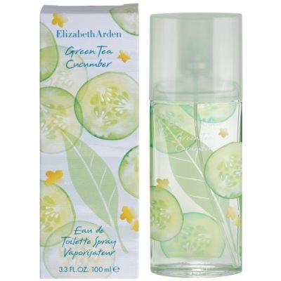 Elizabeth Arden Green Tea Cucumber eau de toilette para mujer