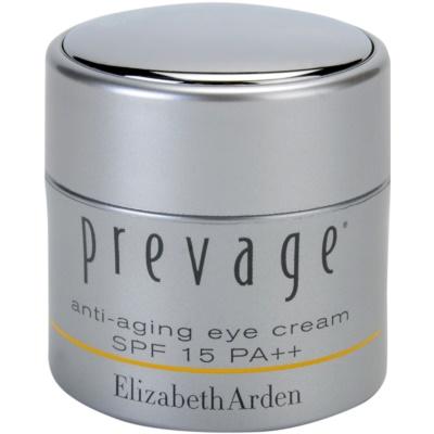 Догляд проти зморшок за шкірою навколо очей SPF 15