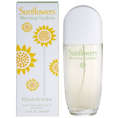 Elizabeth Arden Sunflowers Morning Garden eau de toilette per donna