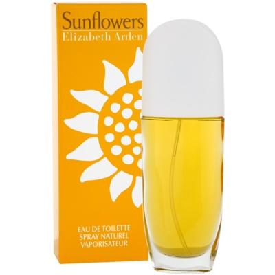 Elizabeth Arden Sunflowers eau de toilette pentru femei