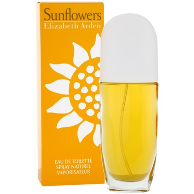 Elizabeth Arden Sunflowers eau de toilette para mujer