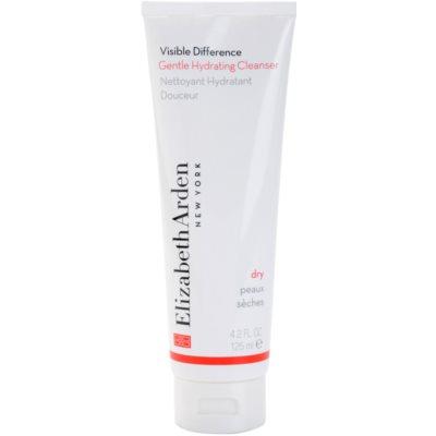 sanfte Reinigungscreme für trockene Haut