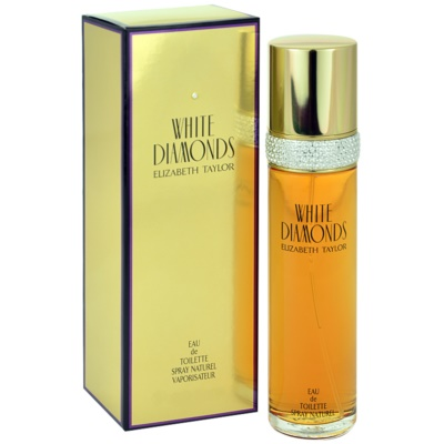 Elizabeth Taylor White Diamonds eau de toilette pentru femei