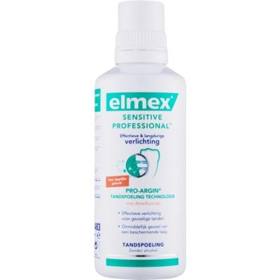 Elmex Sensitive Professional στοματικό διάλυμα για ευαίσθητα δόντια