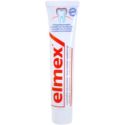 Elmex Caries Protection Tandpasta  zonder Menthol