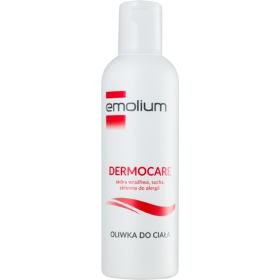 Emolium Body Care Dermocare Body Oil For Children From Birth