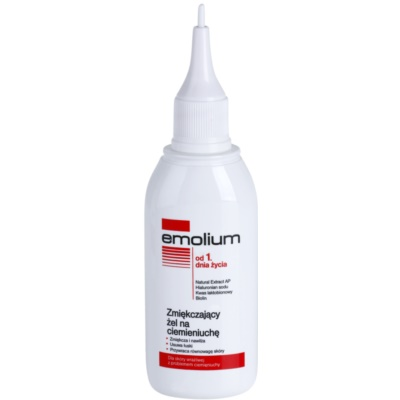 Emolium Hair Care Soothing Moisturizing Gel On Cradle Cap