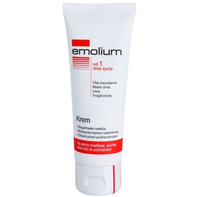 Emolium Skin Care Cream for Sensitive and Dry Skin