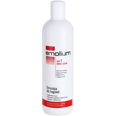 Emolium Wash & Bath Bath Emulsion For Dry and Sensitive Skin