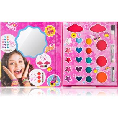EP Line Soy Luna кутия с декоративна козметика за деца