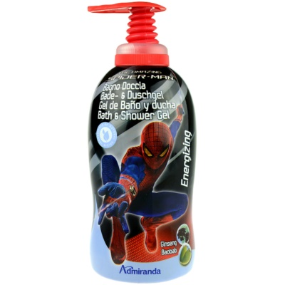 Shower And Bath Gel For Kids