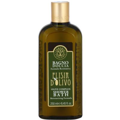 sprchový a koupelový gel s hydratačním účinkem