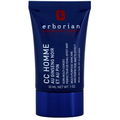 Erborian CC Cream Men Unifying and Mattifying Moisturiser  SPF 25