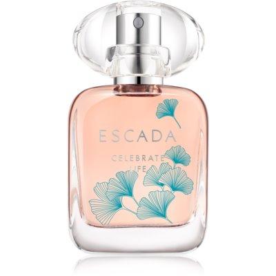 Escada Celebrate Life eau de parfum para mulheres 30 ml